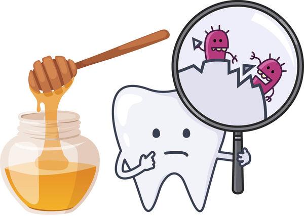 滋潤蜜糖 藏蛀牙陷阱