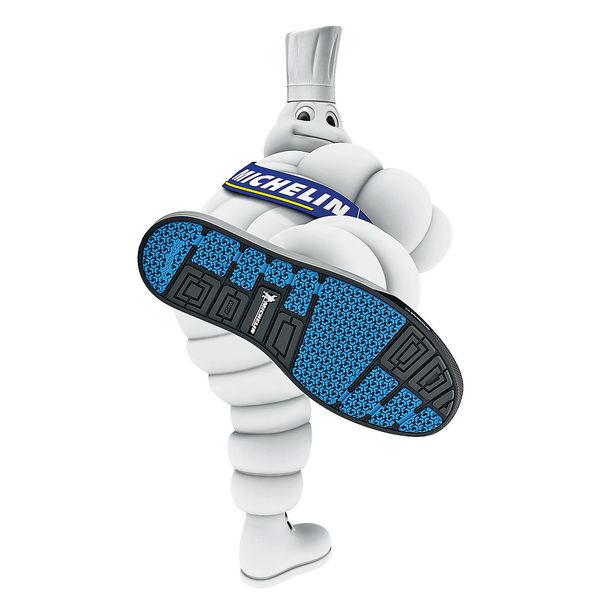 米芝蓮輪胎推出 廚師專用防滑鞋