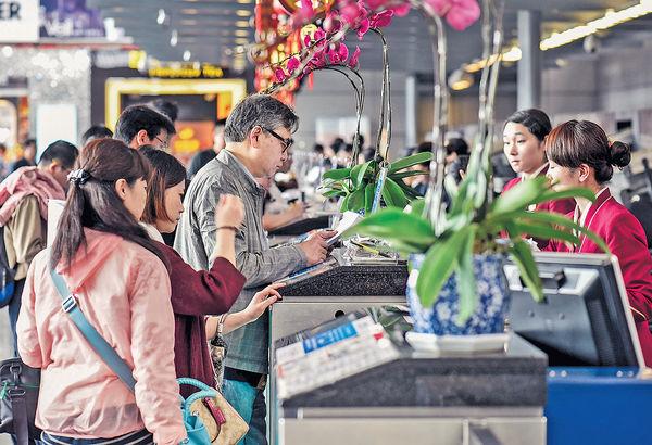 華客出境遊趨頻繁 支出料達¥2.3萬億