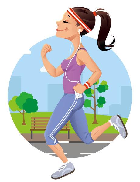 運動裝束要講究 跑步咪着鬆身衫
