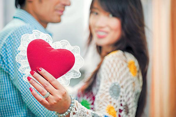 女士戀愛中 有益心臟