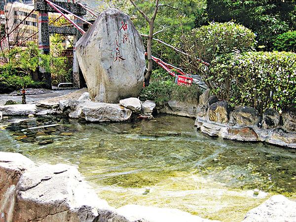 滙聚台日文化的谷關溫泉