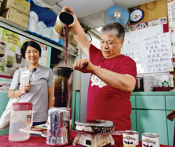 政府公布首份非物遺名錄 港式奶茶上榜