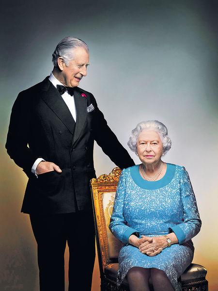 傳英女皇4年後退位 查理斯攝政