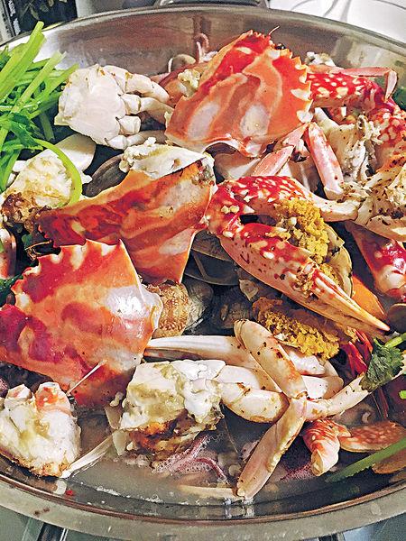 住家海鮮盆菜