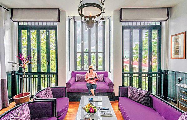 7折住曼谷唯一Villa古董酒店