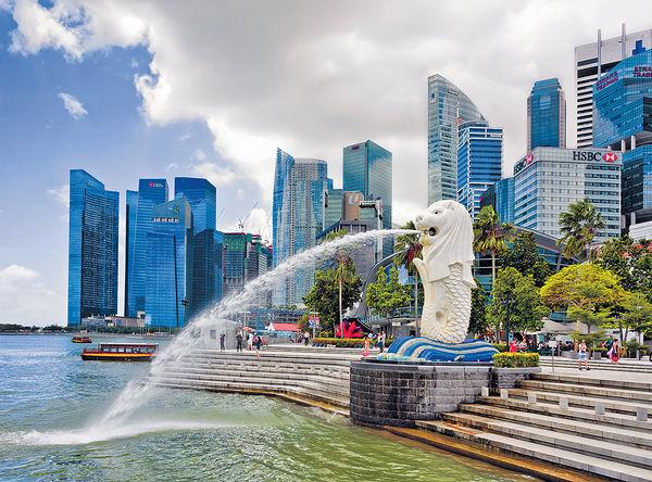 宜居排名 新加坡首超港