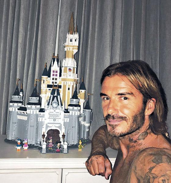 碧咸砌LEGO城堡𠱁哈七