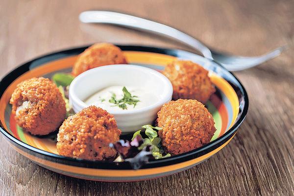 西營盤Comfort food Hea歎荷蘭炸肉丸