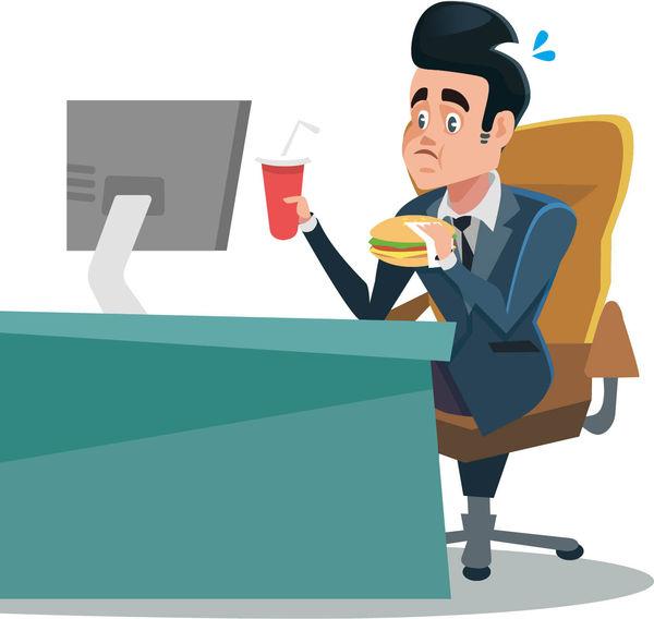 午飯時間僅半小時 打工仔怨老闆無良