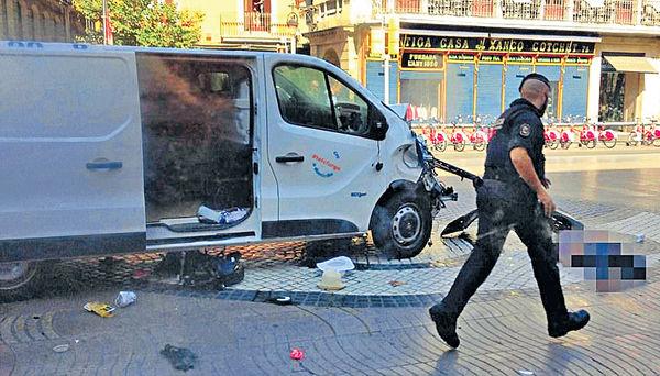 恐襲犯製車彈 謀炸巴塞聖家堂