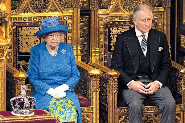 傳英女皇不退位 無意讓查理斯攝政