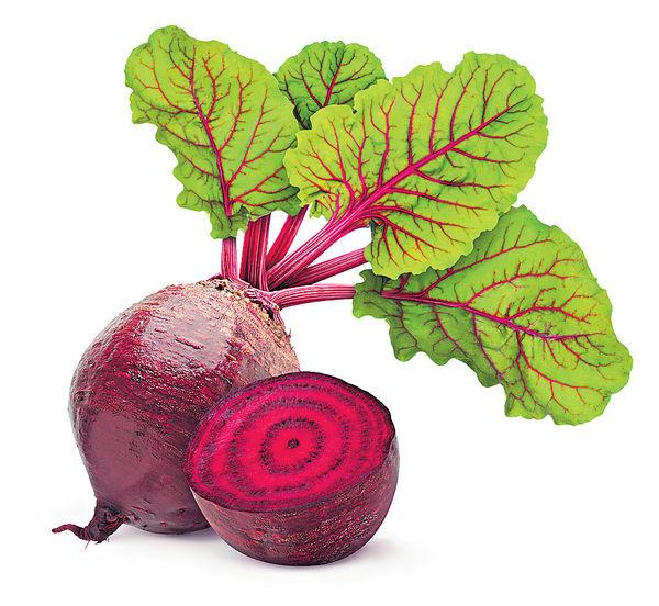 紅菜頭富營養但偏寒