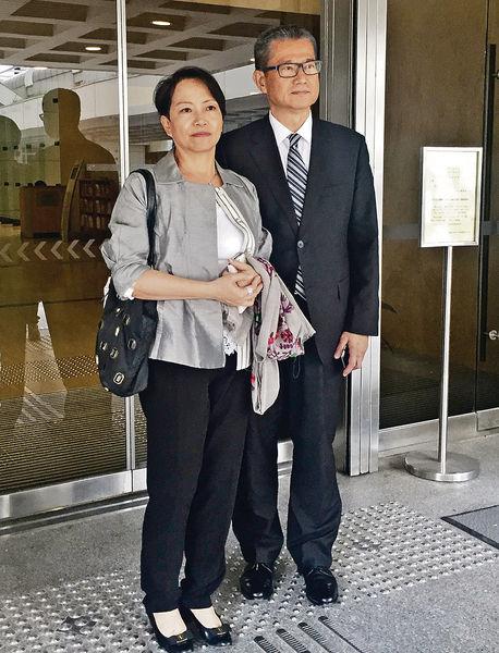 陳茂波夫婦誹謗案 終院准校董上訴