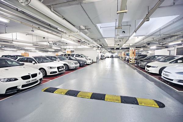 商場停車場加價 最勁33%