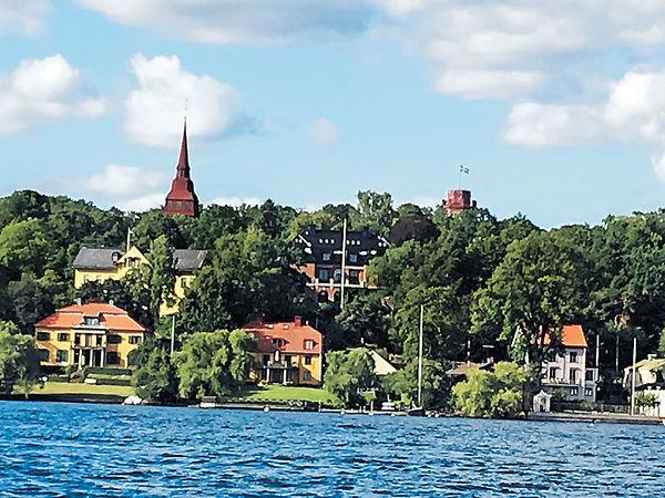 依水而活的斯德哥爾摩