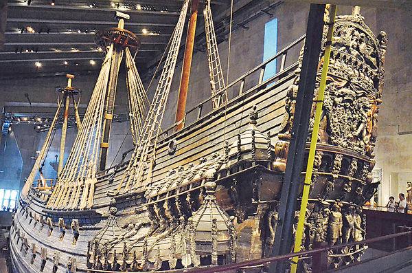 訪沉船博物館 了解瑞典歷史