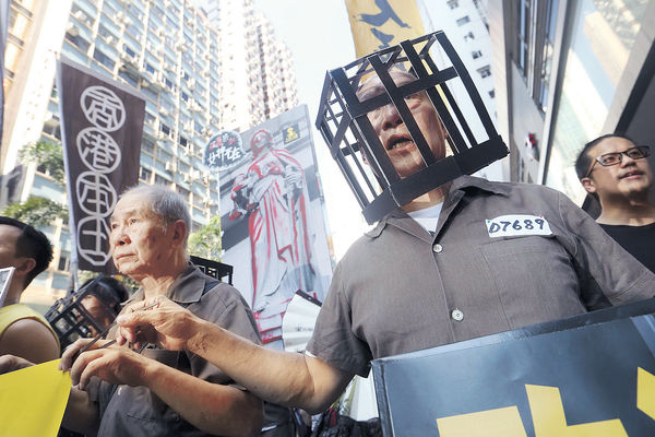 袁國強撰文重申覆核不涉政治 陳文敏:律政司理據 未能釋疑