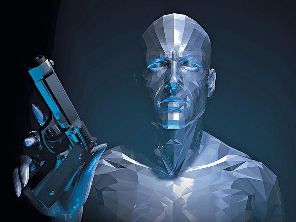 AI軍備競賽 機械人恐毀滅世界