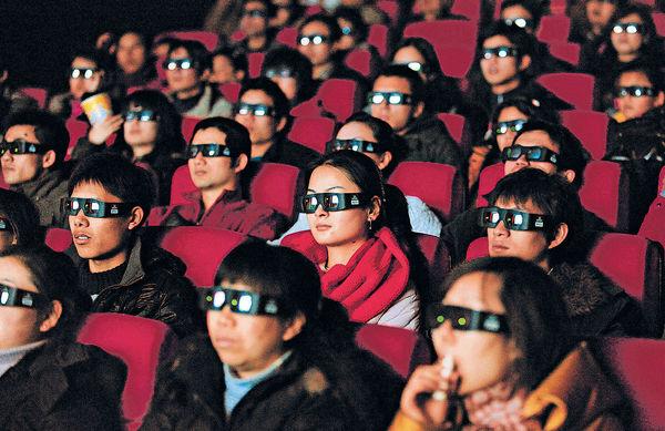 內地戲院3D眼鏡 欠消毒恐致病