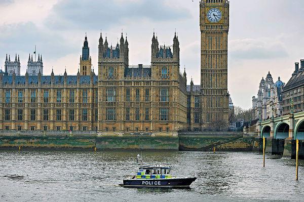 英國會安保大漏洞