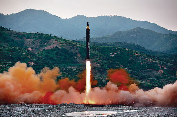 北韓導彈飛越北海道 遊日要小心