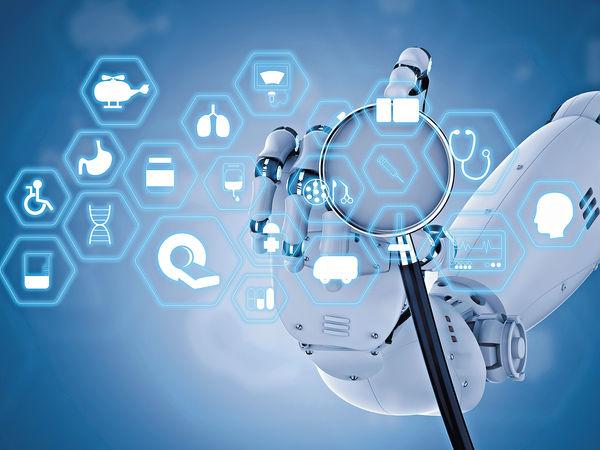 大數據深度學習 AI醫生診症快又準