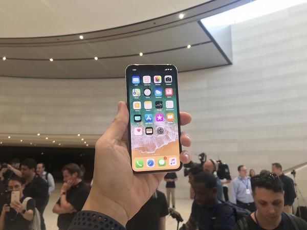 Iphone x 解像度