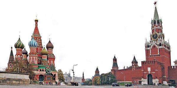 $9800 莫斯科遊皇宮看馬戲