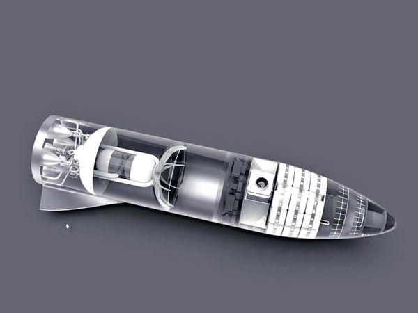 SpaceX環球火箭 衝擊航空業 港飛倫敦僅34分鐘