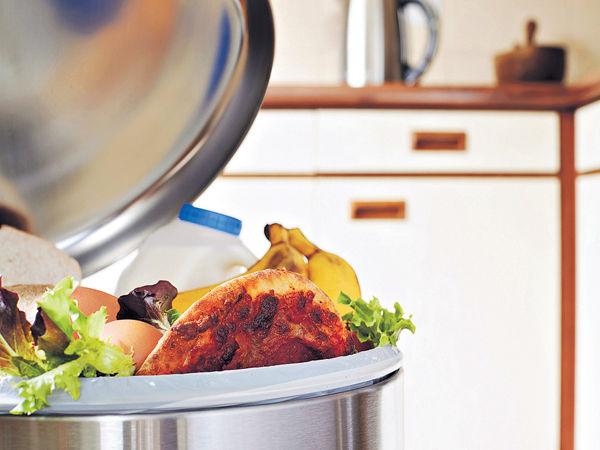 3人家庭日棄1kg廚餘