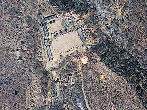 北韓核試場坑道崩塌 傳200死