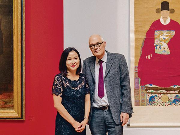 何鴻毅家族基金贊助 百幅國畫柏林展出