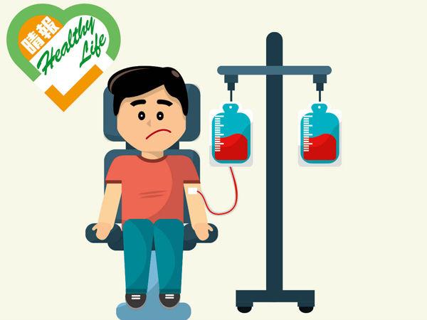 血庫常告急 打鐵劑可代輸血?