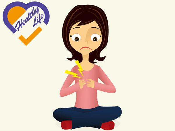 胸部生纖維瘤脹痛 誤當乳癌