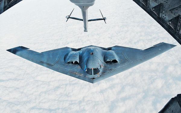美轟炸機秘練 模擬對朝斬首行動