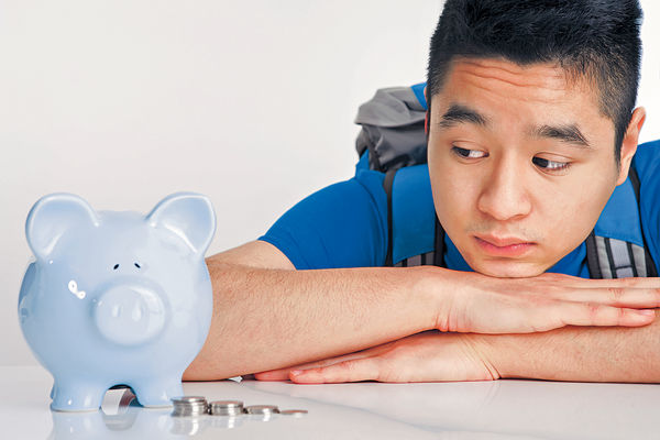 3成中學生 最看重金錢