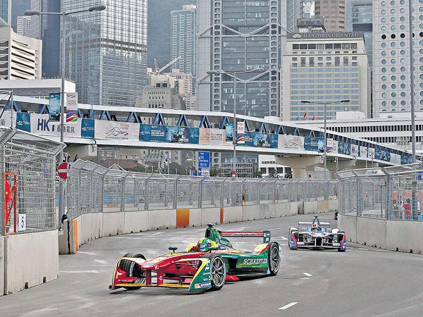 Formula E下月登場 41交通綫改道