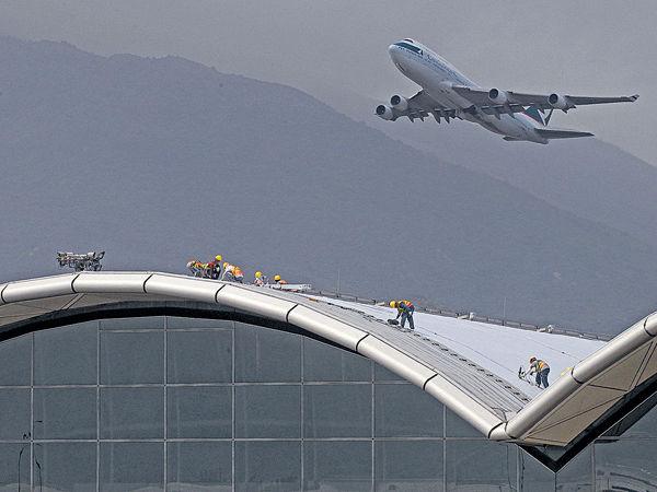 機場智能化 明年以容貌辨識助入境