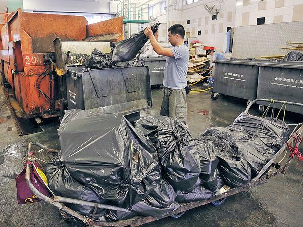 環團試行廢物收費 整體垃圾量減20%