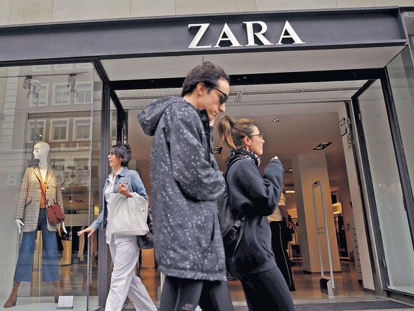 ZARA外判工遭欠薪 服裝縫字條大控訴