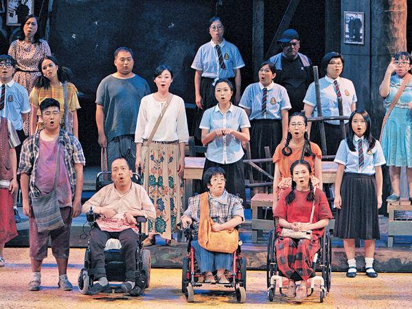 身障毋礙演好劇 4演員成就不可能