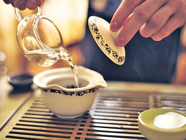 飯後即飲茶 鐵質吸收易受阻