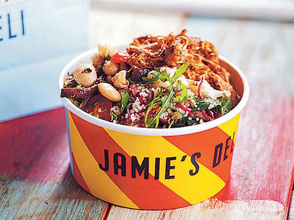 Jamie Oliver 尖咀新推 健康速食