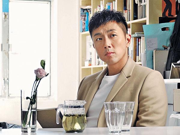 劉浩龍拍MV眼淚「隨傳隨到」