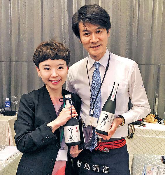 新潟日本酒祭