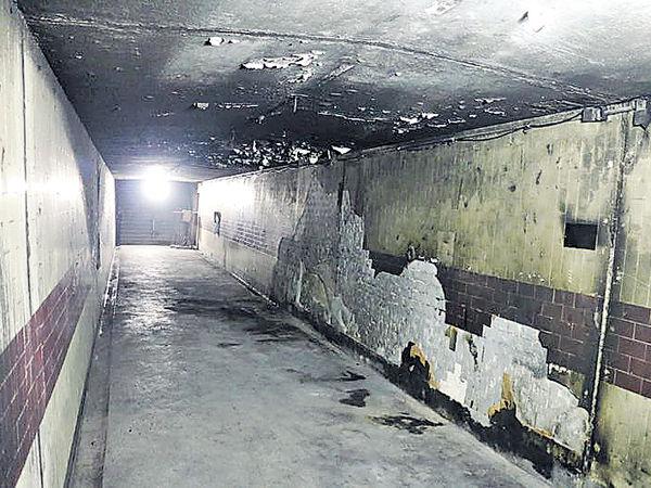 縱火燒隧道 2中一男生落網