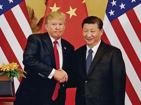 中美簽$2萬億經貿協議創紀錄