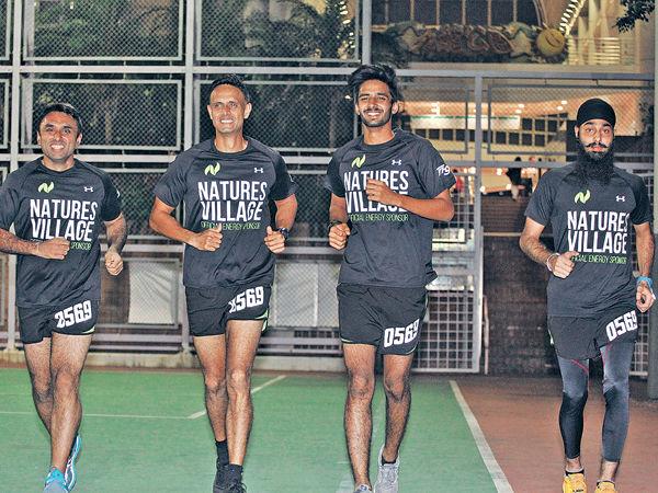 印裔4子首參與毅行者 宣揚積極人生