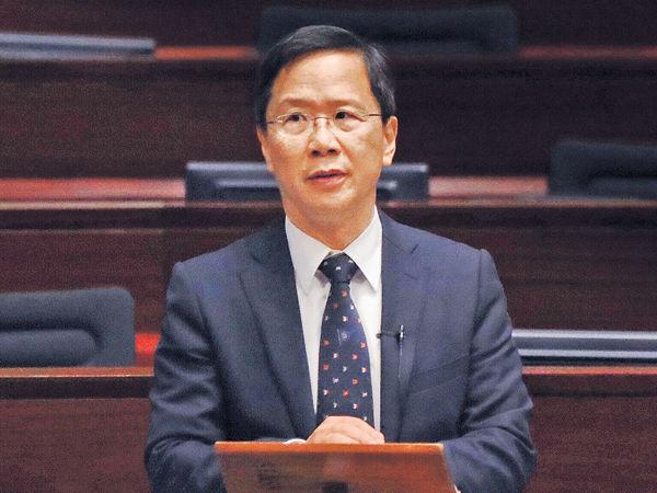 郭家麒促政府購新流感疫苗